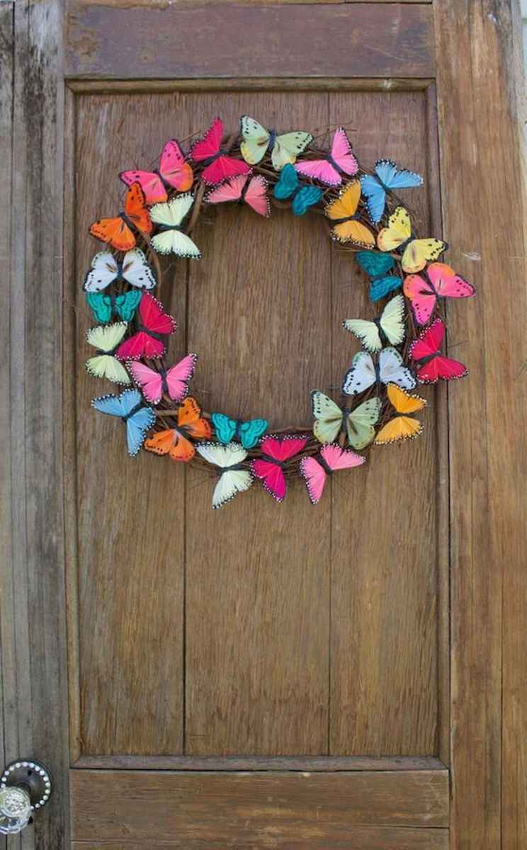 60 Lovely Summer Wreath Design Ideas and Remodel (41)
