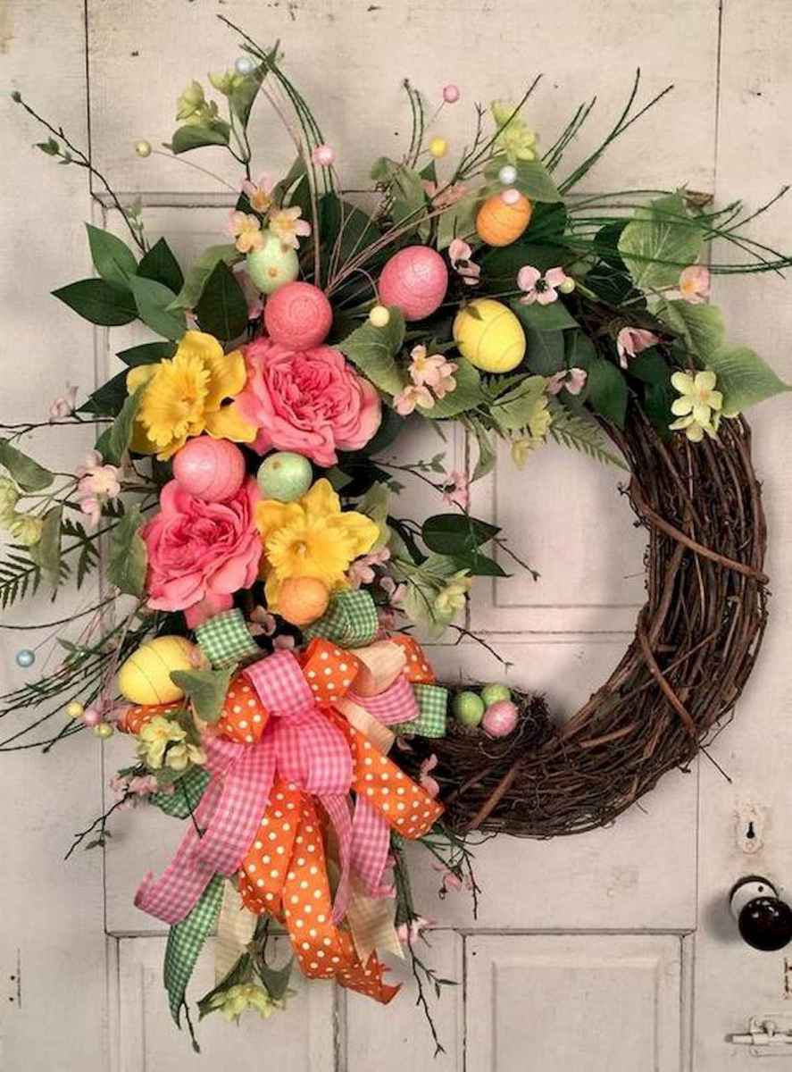 60 Lovely Summer Wreath Design Ideas and Remodel (8)