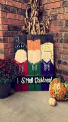 90 Awesome DIY Halloween Decorations Ideas (14)