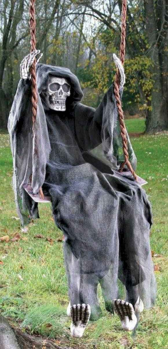 90 Awesome DIY Halloween Decorations Ideas (4)