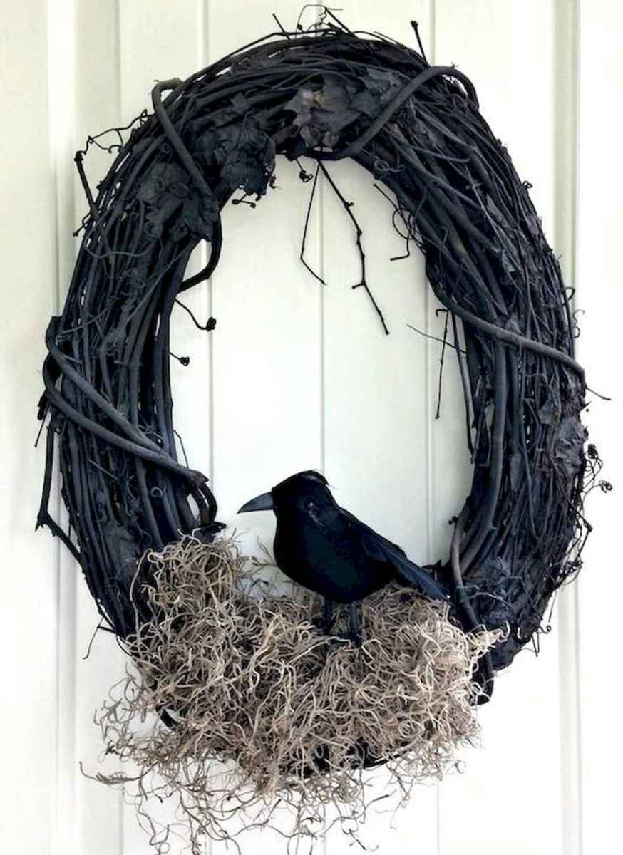90 Awesome DIY Halloween Decorations Ideas (53)