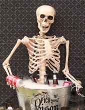90 Fantastic Halloween Party Decor Ideas (24)