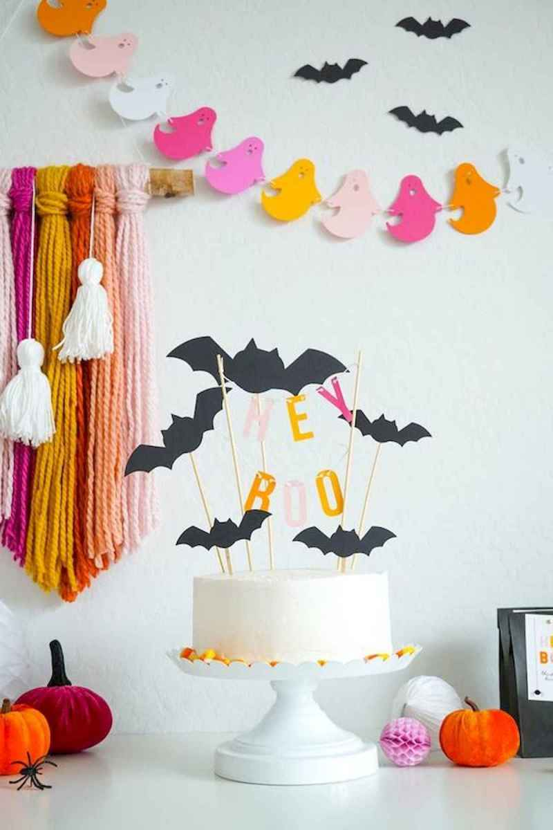 90 Fantastic Halloween Party Decor Ideas (60)