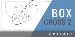 Inbounds: Box, Cross 2