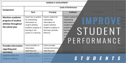Leveraging Athletics to Improve Student Performance