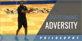 Overcoming Adversity On and Off the Court
