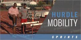 Sprints: Hurdle Mobility Drills