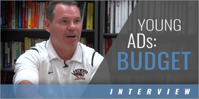 Budget Advice for Young ADs