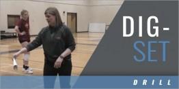 Dig - Set Drill