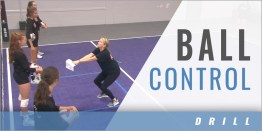 Ball Control - Up and Back Passing Drill