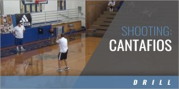Shooting: Cantafios Drill