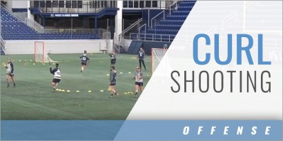Curl Shooting Drill