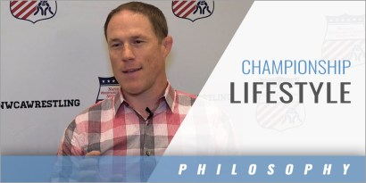 Creating a Culture of Living the Championship Lifestyle