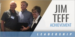 Jim Teff Achievement Recognition