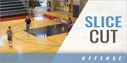 4 Out Ball Screen Offense (Slice)