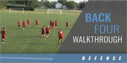 Defense: Back Four Walkthrough