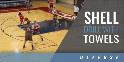 Pack Line Defense: Shell Drill