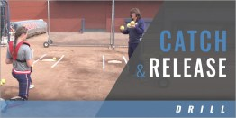 Catching: Catch and Release Drill