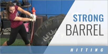 Hitting: Strong Barrel Drill