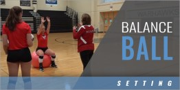 Setting: Balance Balls