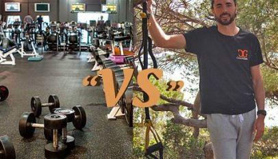Gimnasio 'vs' Entrenador Personal