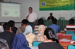 Entrepreneur Identity Politeknik Negeri Jakarta
