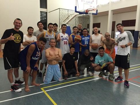 Basketball Training @PL