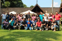 Internal Executive Coach Standard Chartered - Batch 2 (2014)