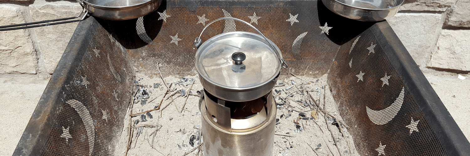 Stansport 360 Stainless Steel Mess Kit Review