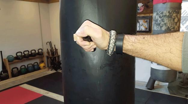 reverse grip strike
