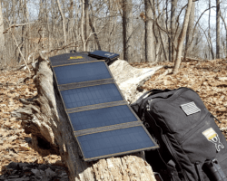 sunjack solar power charger review