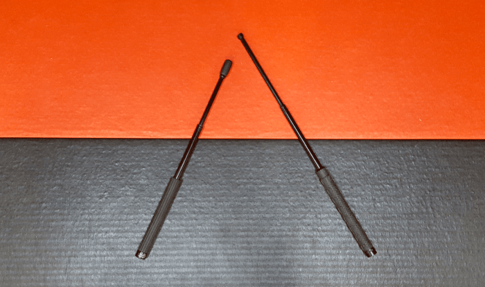expandable baton for self defense