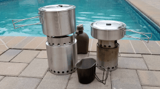Biofuel Backpacking Stoves: Do You Have One In Your Go-Bag?