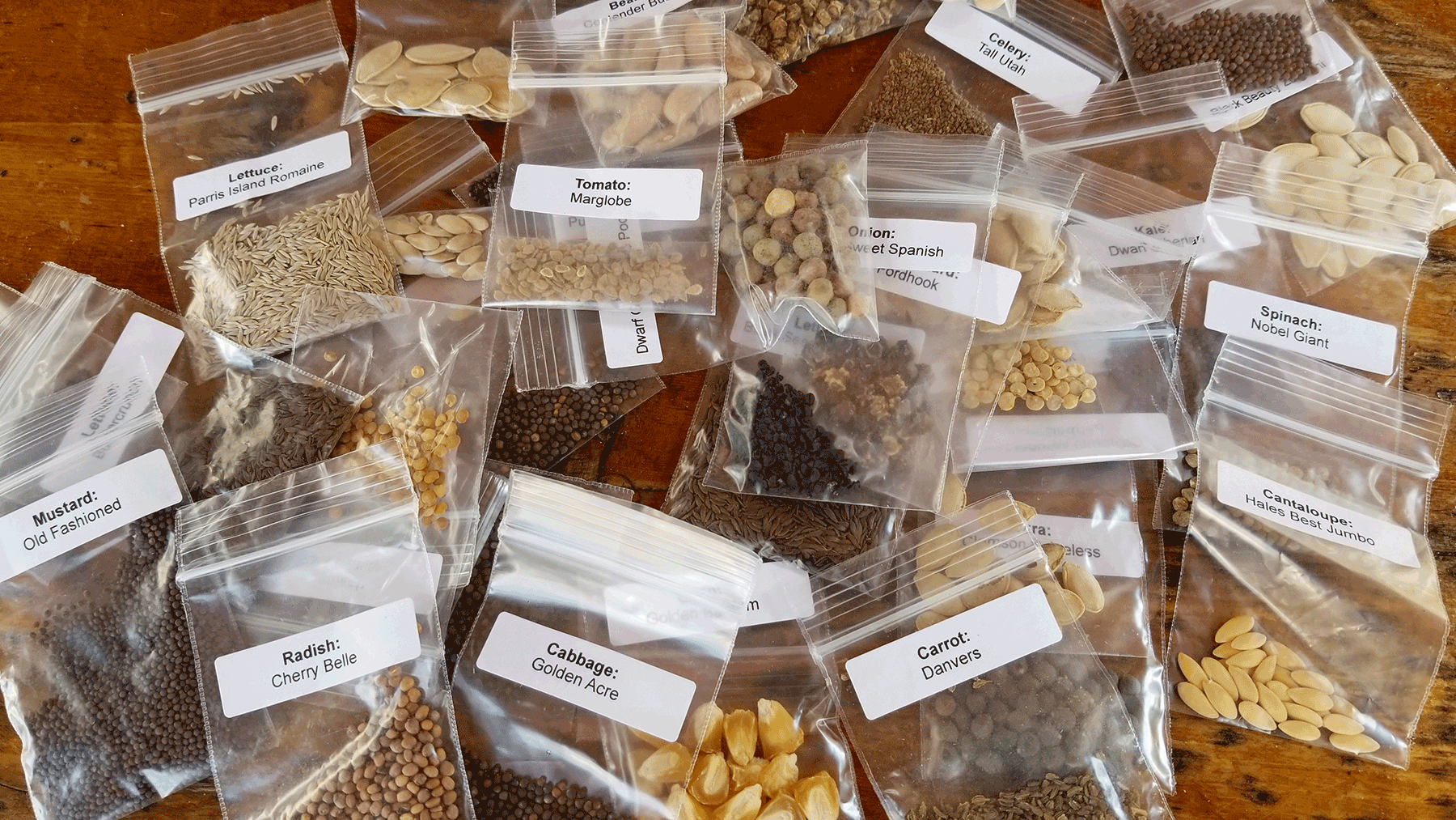 Heirloom Seeds: Are They Part Of Your Preparedness Plan?
