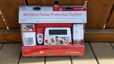 SABRE Wireless Home Alarm System