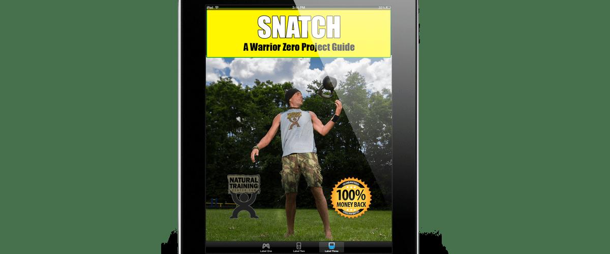 kettlebell snatch guide