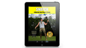 kettlebell snatch guide