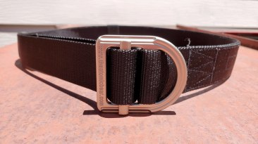 the atomic bear tactical belt review