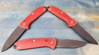 SIRT Training Knife Review