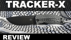 Off-Grid Knives Tracker-X Fixed Blade Knife Review