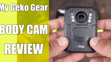 My Geko Gear AEGIS 300 Body Cam Review