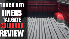 Weathertech Truck Bed And Tailgate Liner Review- Chevy Colorado