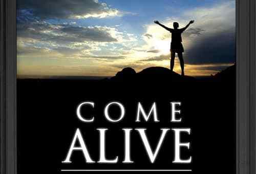Set goals that make you come alive