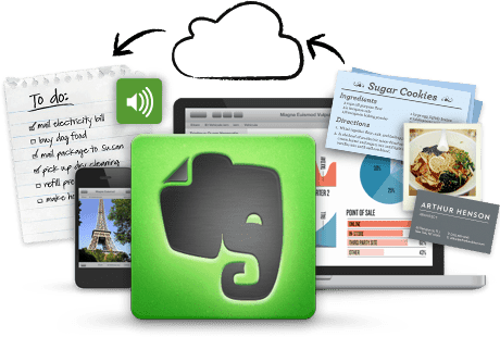 Journaling with Evernote