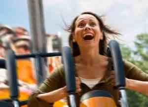 overcoming fear enjoy the ride