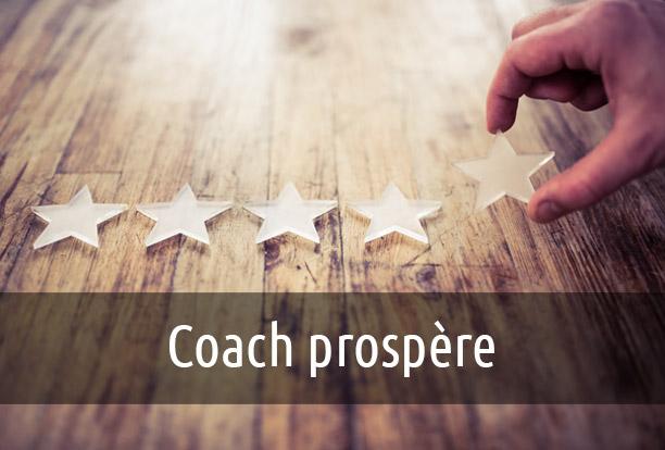 Coach prospère