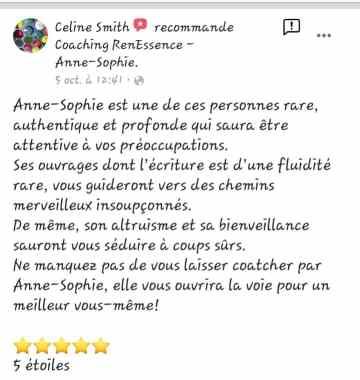 Témoignage Céline