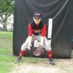 Ready Position- Baseball Ready Position Infield