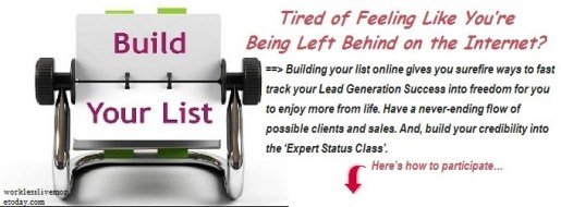 Build Your List F.ree Tele-Class