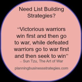 list-building-strategies